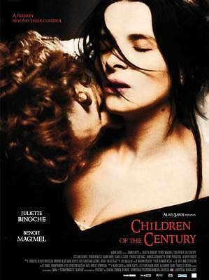 THE CHILDREN OF THE CENTURY Movie POSTER 27x40