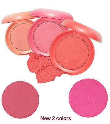 ETUDE HOUSE - BERRY DELICIOUS CREAM BLUSHER ( KOREA Authentic Genuine )