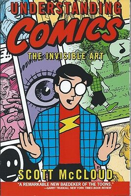 Understanding Comics: The Invisible Art SC New Printing
