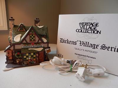 Department 56 - Dickens QUILLY'S ANTIQUES #58348