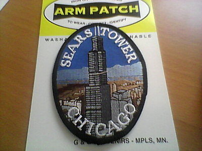Sears Tower Patch