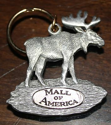 Mall of America keychain...Moose