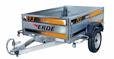 Erde 193.2 complete trailer package special offer for christmas