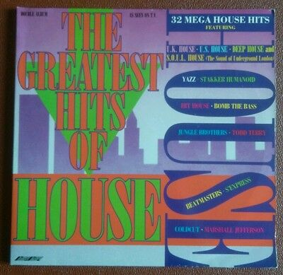 The Greatest Hits of House Vinyl 2xLP SMR 867