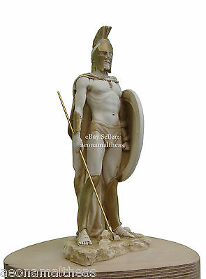 Leonidas - Statuette of the Spartan King - 23cm