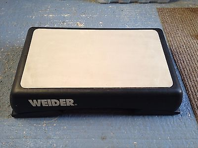 Weider Step Stepper Exercise Fully Adjustable Rrp £60