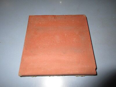 """ARCHITECTURAL SALVAGE - INDUSTRIAL WALL TILES - 6""""x 6"""" x 1"""" LUDOWICI"""
