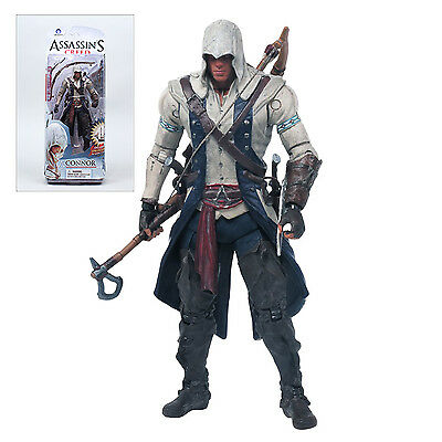"""Assassins Creed/ Figura Connor 15 Cm- Action Figure 6""""  In Blister"""