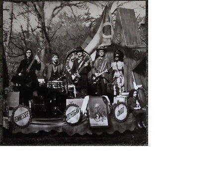 THE RACONTEURS consolers Promotional POSTER flat