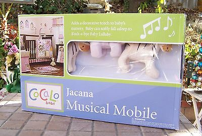 CoCaLo Jacana Musical Mobile New with Tag