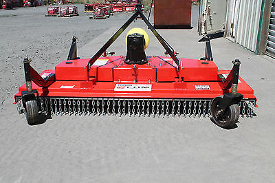 6 foot Finish Mower Cat.I 3pt 16+HP Rating (FH-FM180)