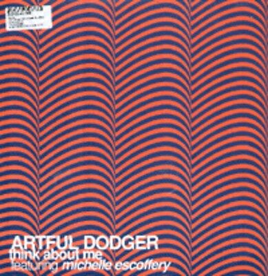 Artful Dodger Featuring Michelle Escoffery Think About Me Vinyl Single 12inch