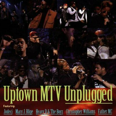Various Artists - Uptown MTV Unplugged - Various Artists CD OWVG The Cheap Fast