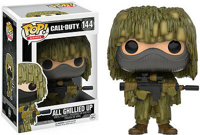 Call of Duty - Guillie Suit Funko Pop! Games Toy