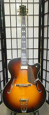 Alden Jazz Archtop Hollow-body Electric Guitar - New