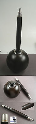#  Lamy 2000 anniversary ballpoint in wood with penstand near mint condition #