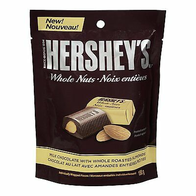 Hershey's Nuggets Whole Nuts Milk Chocolate, 180 Gram, sharing {AOI} XMCH CXX