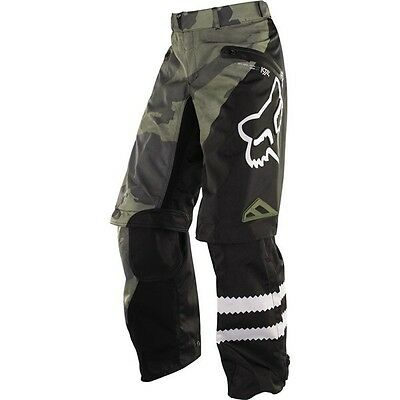 $120 Fox Racing Men's Nomad Machina Pant In Camo Motocross Size 38