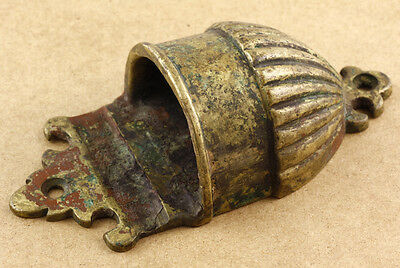 Greece Antique Bronze Door Bell 13.6cm
