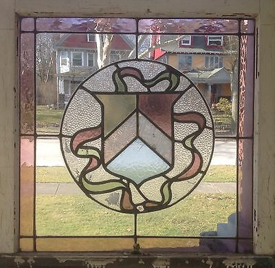 Mission Stained Glass Window