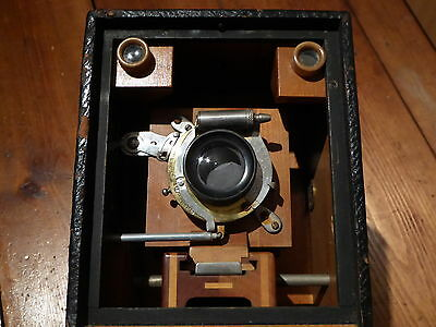 1898 to 1904 Eastman No. 4 Bullseye Special Kodak Box Camera
