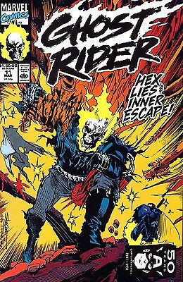 Ghost Rider #11 (Mar 1991, Marvel) VF COMIC BOOK