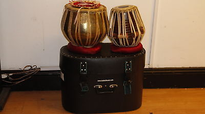 pair of Tablas and a hard case