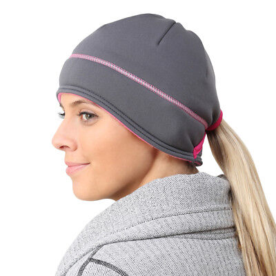 252ac052a71 TrailHeads Women s HyperReflect Power Ponytail Hat - cold smoke grey berry