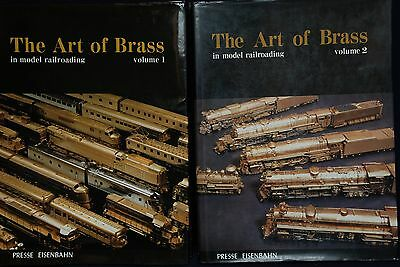 Top-Rarity ! The Art of Brass in Model Railroading