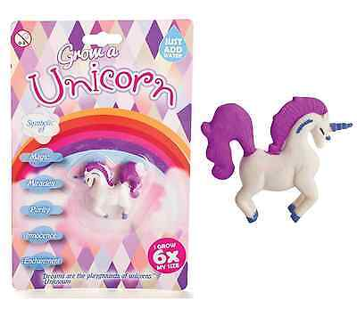 Grow Your Own Unicorn Cute Novelty Gift Christmas Stocking Filler Girl or Boy