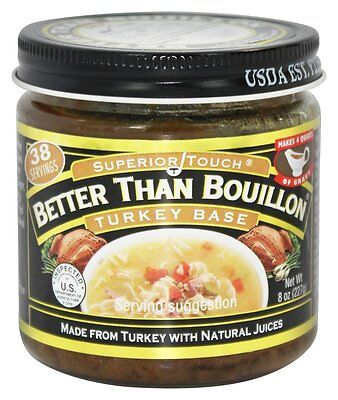 Better Than Bouillon - Turkey Base - 8 oz.