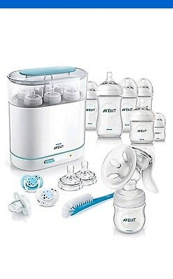 Philips Avent Complete Natural Starter Set  (Brand New)