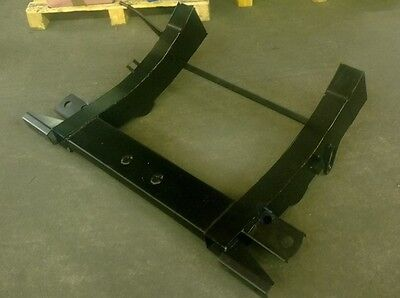 Land Rover Discovery 2 / Td5 Chassis Assembly Rear - 3Mm Thick Heavy Duty