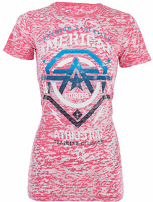 American Fighter AFFLICTION Women T-Shirt NEW MEXICO Tattoo Biker UFC Sinful $40