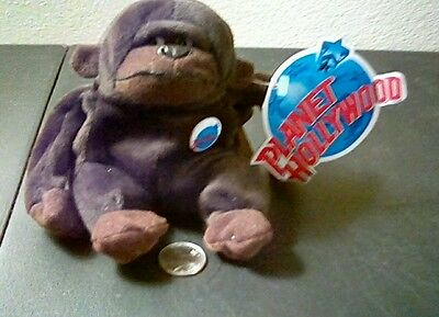 Planet hollywood beanbag plush