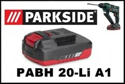 Bateria taladro Parkside 20v Li Battery Drill Screwdriver PABH 20-Li A1