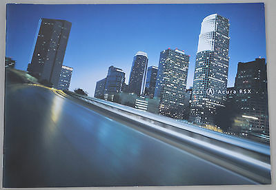 2003 Acura RSX showroom brochure 25-pages mint condition