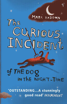 The Curious Incident of the Dog in the Night-time by Mark Haddon (Paperback)