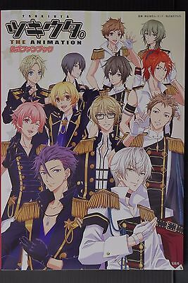 JAPAN NEW Tsukiuta The Animation Official Fan Book