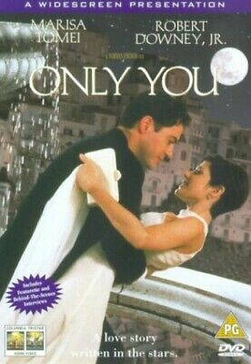 Only You [DVD] [1999] - DVD  0IVG The Cheap Fast Free Post