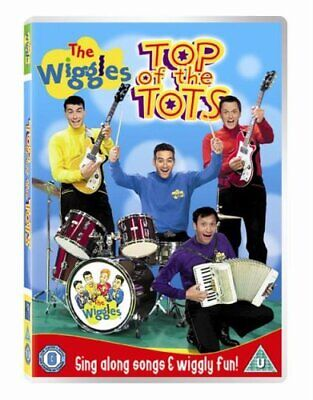 The Wiggles - Top Of The Tots [DVD] - DVD  MMVG The Cheap Fast Free Post