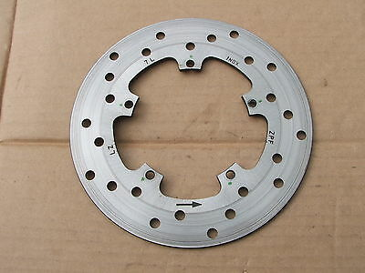 Piaggio Fly 125 07 Mod Front Brake Disc Good Cond