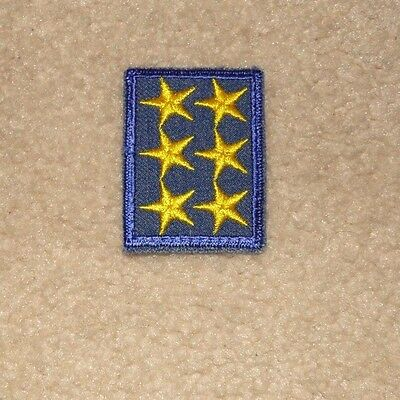Missouri State Highway Patrol Police 30 year service stars patch