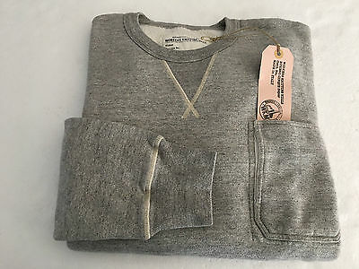 Worker knitting mills Men's sweater 100% cotone Made in Italy