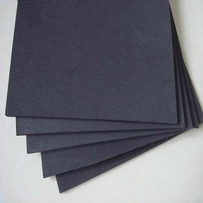 "neoprene sponge sheet 12"" x 8 1/2""x 1/2"""