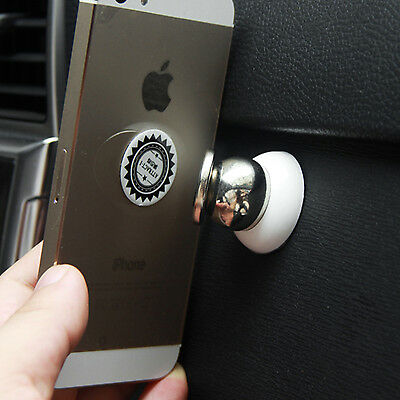 Mobile Cell Phone GPS Car Magnetic Dash Mount Holder For iPhone 6 5/5S/5C