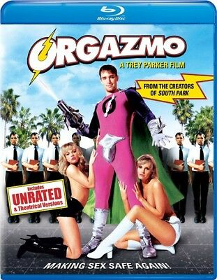 Orgazmo [New Blu-ray] Snap Case, With Movie Cash