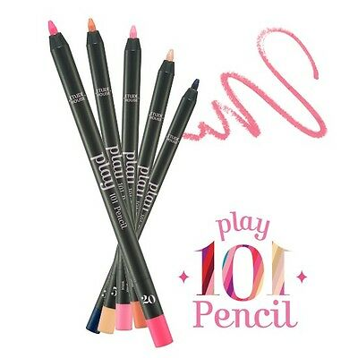 [Etude House] PLAY 101 PENCIL #1 ~ #79 ( liner, shadow, lip, blusher, etc)