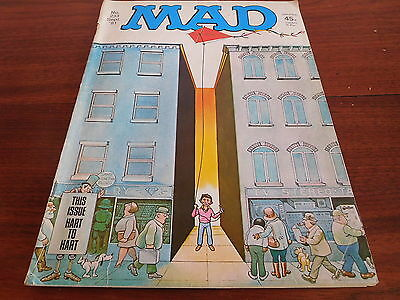 FOUND  EARLY UK  MAD  MAGAZINE No233 SEPT 1981 #HART TO HART ISSUE