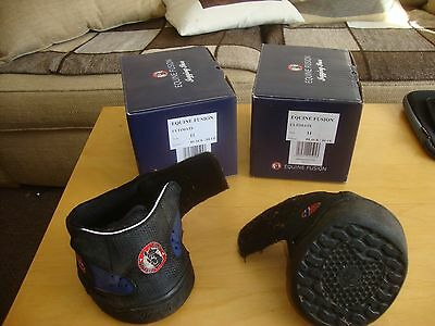 Equine Fusion Ultimate Hoof Boots Size 11